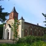 Губаницы церковь