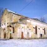 Куземкино церковь