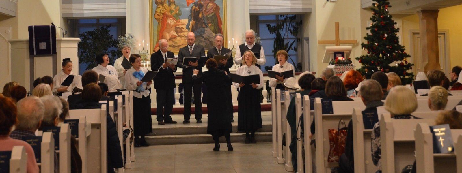 Рождественский музыкальный праздник в Кафедральном соборе