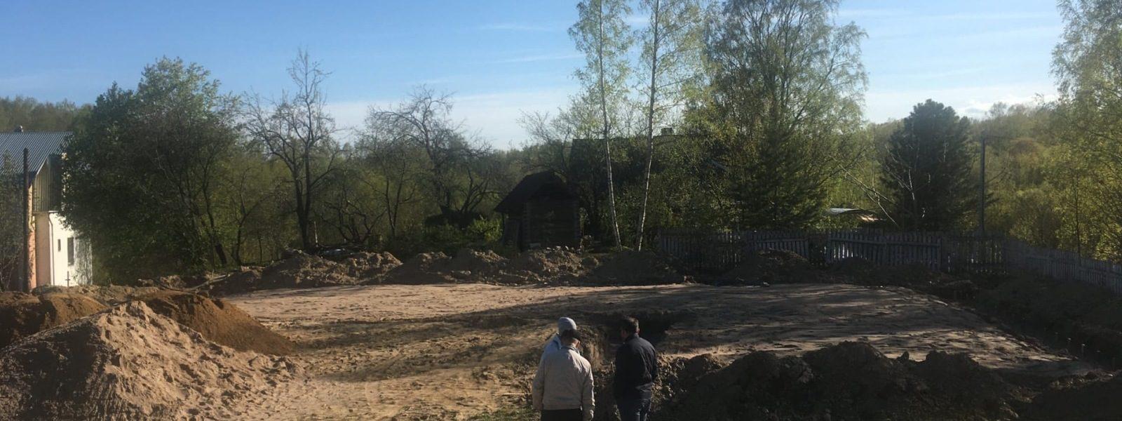 Началось строительство нового корпуса ТИЦИ!