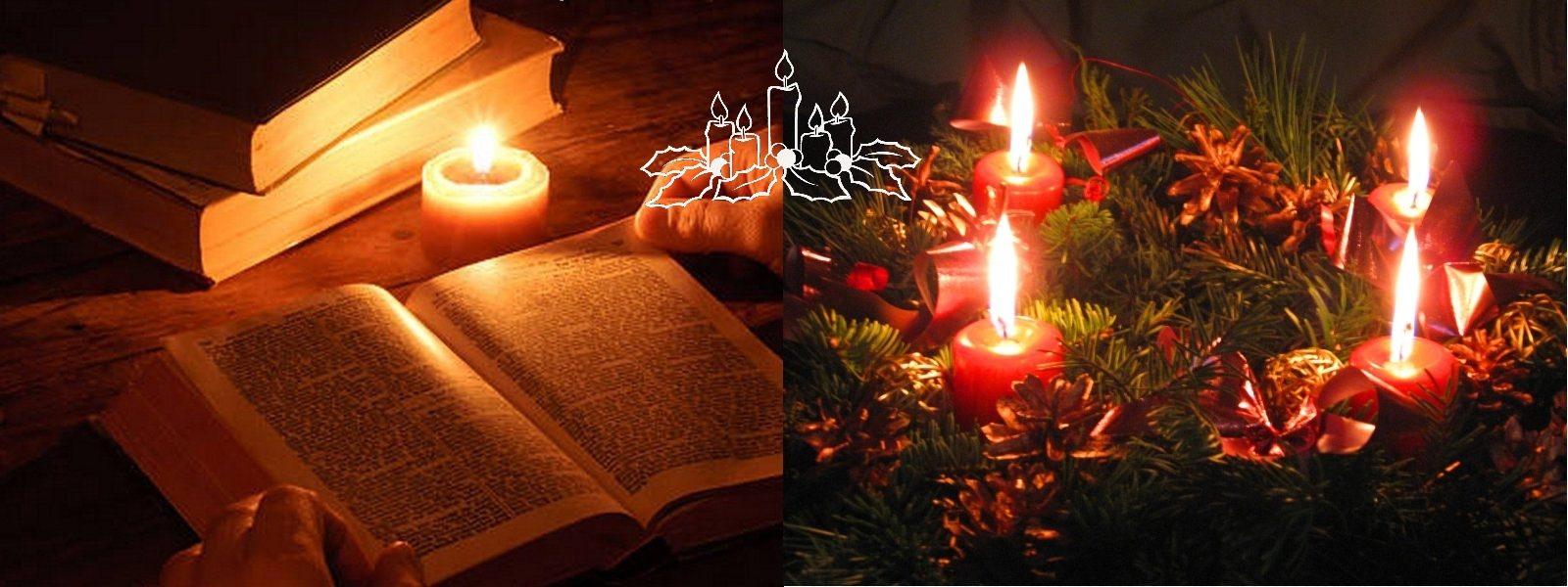 «Рождения Христа мы ждём, Спаситель при дверях»