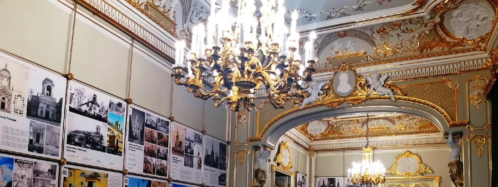 Завершилась выставка в Доме архитектора